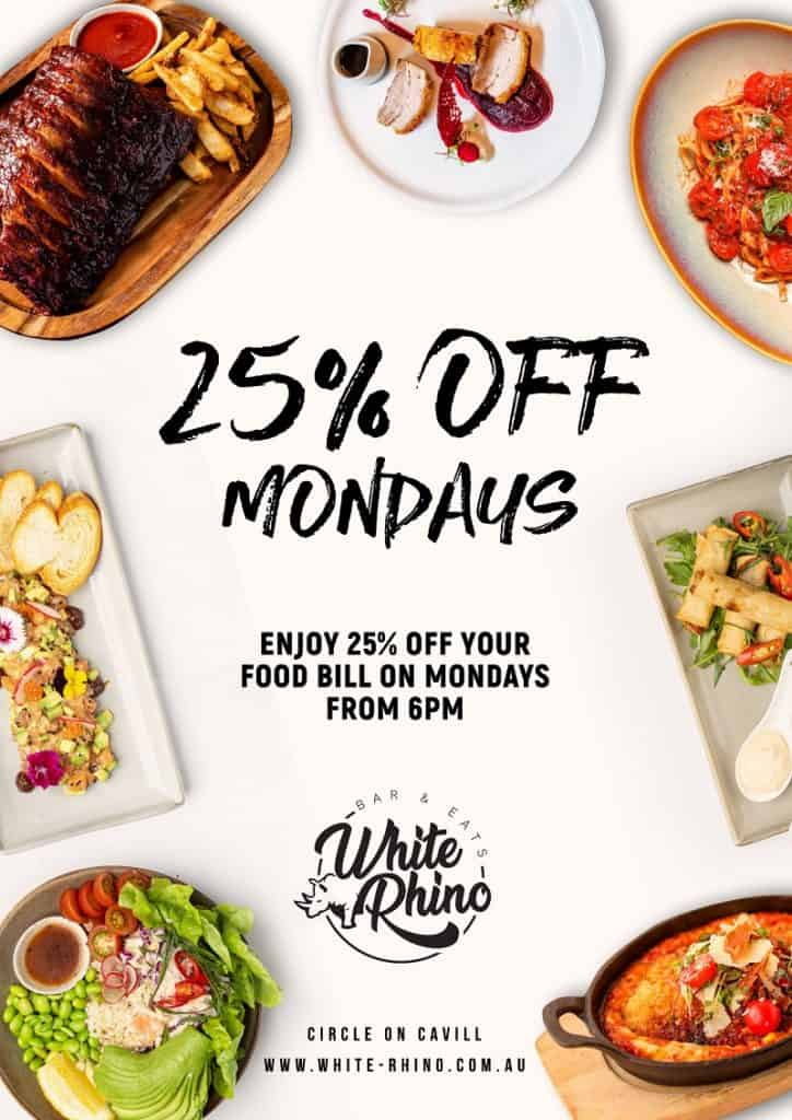 25off-mondays-6pm-white-rhino