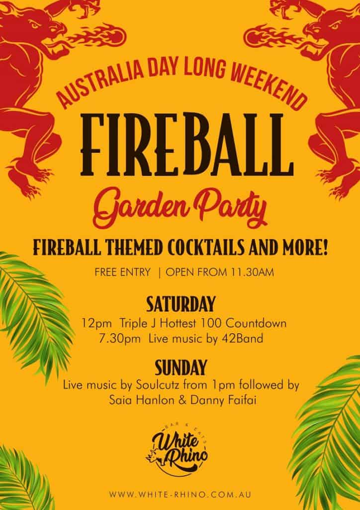 fireball-australia-day-weekend-2020-poster