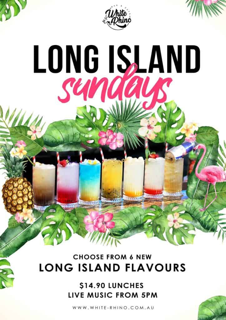 Long Island Sundays